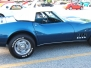 1968 Blue Corvette Convertible Gary RISA Sundays