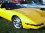 1993 Corvette Convertible Yellow Hebert