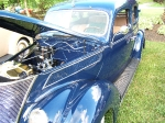 '37 Blue Ford Don O