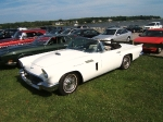 &#039;57 White T&#039;Bird Convertible Pete