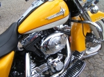Harley Davidson Road King 2012 Blessing