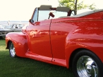 Pete 1940 Red Ford Convertible