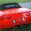 1999 Red Corvette Convertible, Jim MA