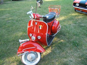 Bill 1964 Vespa1