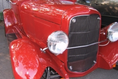 1929 Red Ford Roadster Norman