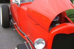 1929 Red Ford Roadster Walt