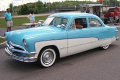 1950 Ford Sedan Richard