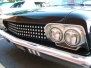 1960 Black Chevy Impala Convertible
