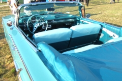 1960 Chevy Impala Convertible Award Winner