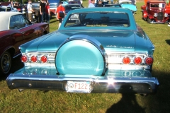 1963 Blue Mercury Marauder Richard Girard
