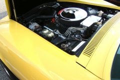 1969 Yellow Corvette Convertible