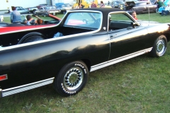 1971 Black Ford Ranchero Jack