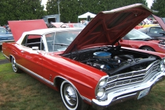 Ford Galaxy Convertible Red Jim H