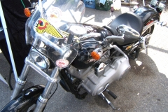 Ray Black Harley 2011 Toys for Tots Prov
