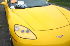 Yellow Corvette Convertible Donny D