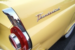 Yellow T-Bird Porthole Windows