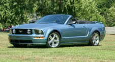 2008Mustang GT Windveil Blue